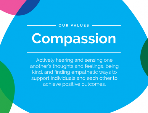 Building a compassionate organisation, with the help of Love Notes